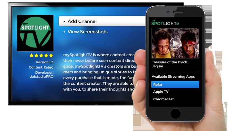 Mobile TV App Development | Smart TV App Casting | dotstudioPRO